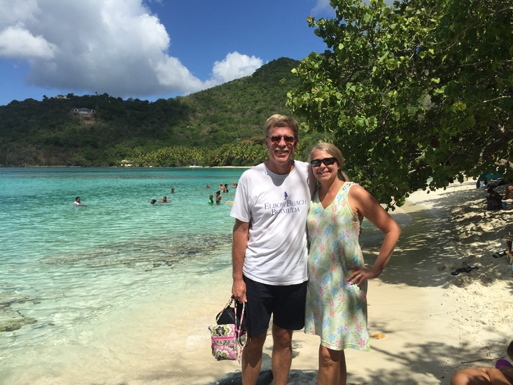 Cinnamon Bay, St. John, USVI #VacationLife via @Vistana